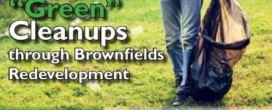 Expertise in Brownfields