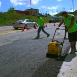 solution for potholes