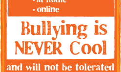 Bullying is Never Cool