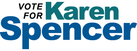 Karen Spencer for Metro District 5