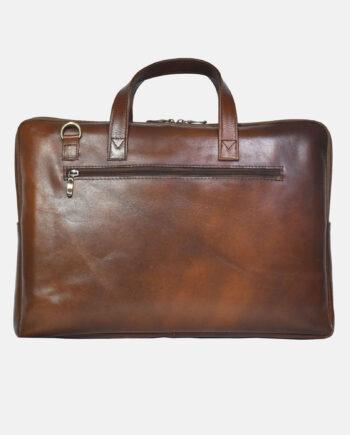 Tanner vintage briefcase