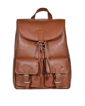 Tan mount backpack