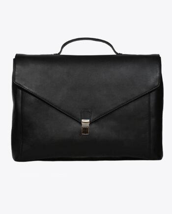 Maverick Black Briefcase