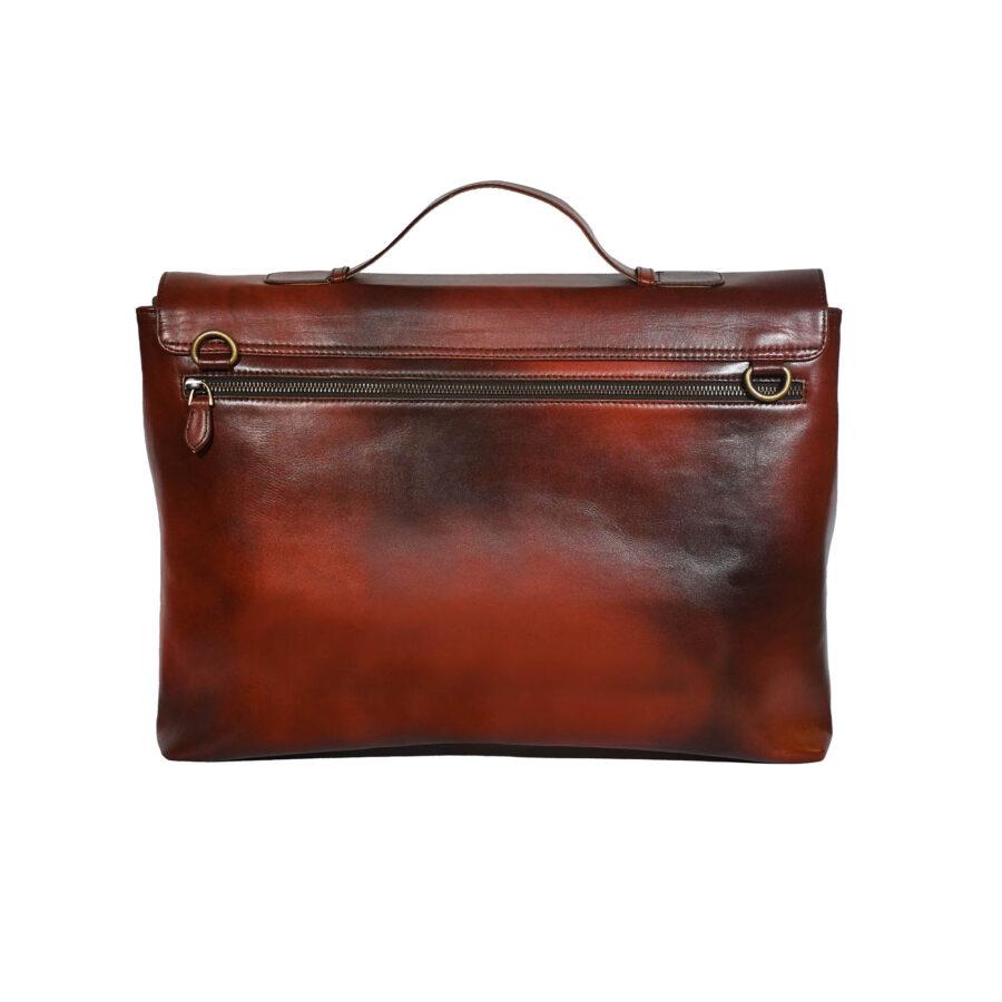 Maverick chestnut Briefcase