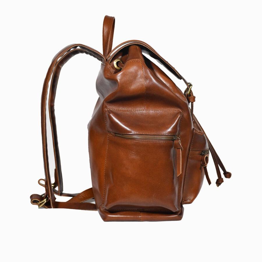 Vintage traveller Backpack