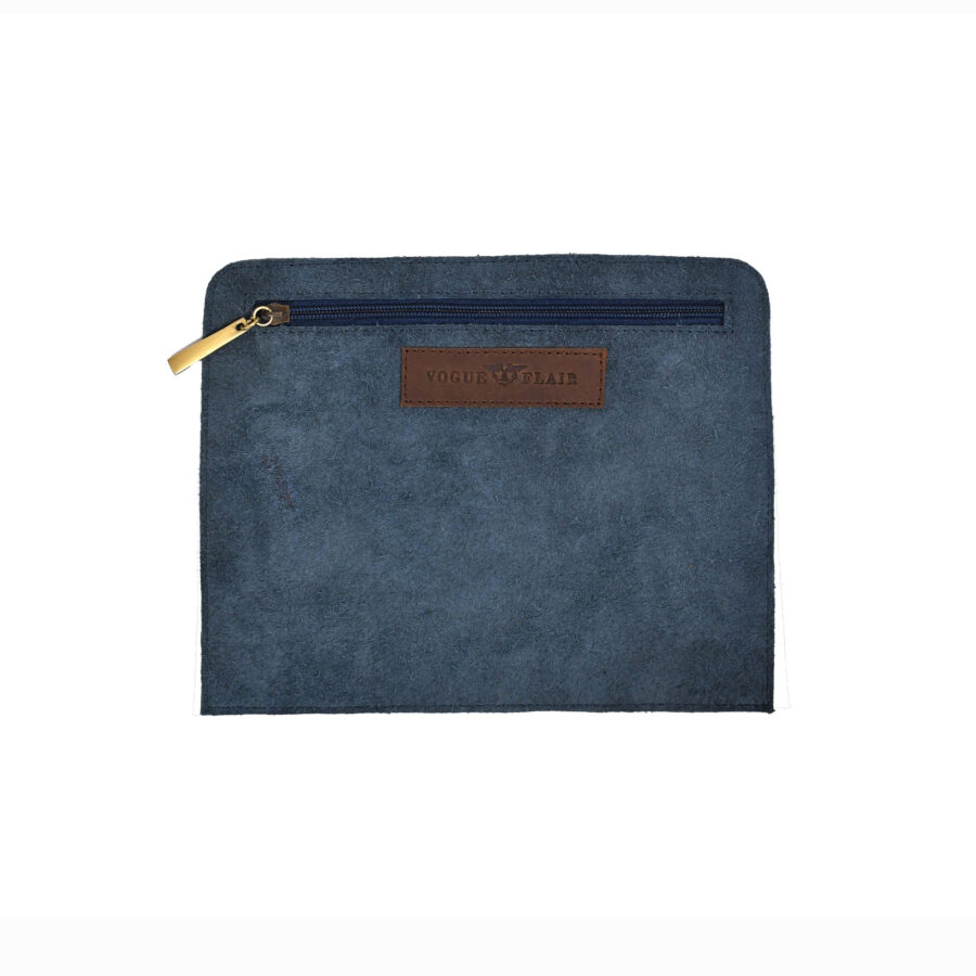Blue Alpha Messenger Bag 5