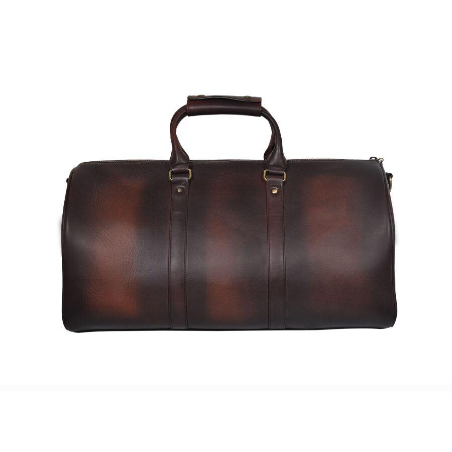 Chestnut Arran weekend bag