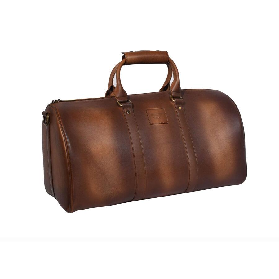 Hazelnut Arran Weekend Bag 3