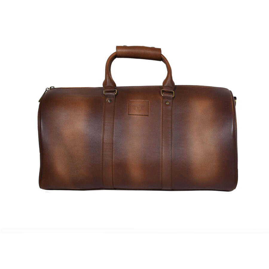 Hazelnut Arran Weekend Bag