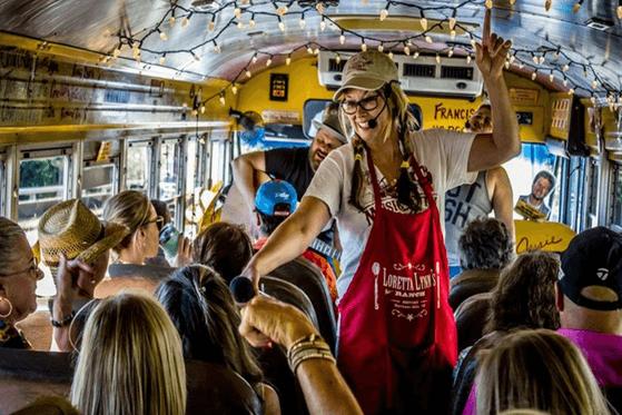 Rollin' Jamboree Comedy Bus Tour