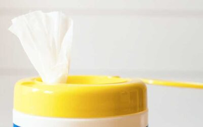 How to Properly Disinfect High Touch Surfaces with Clorox Wipes