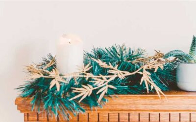 12 Days of Christmas Cleaning (Days 1-5): A Cleaning Checklist to Help You Prep for the Holidays