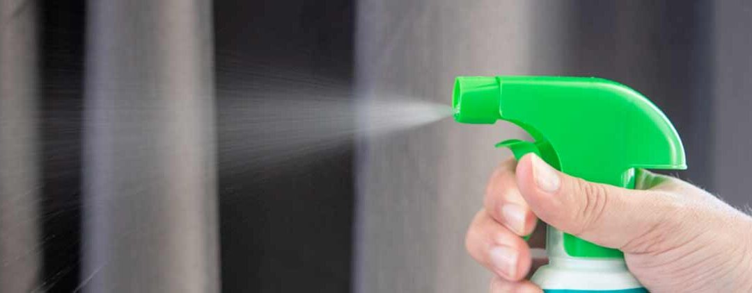 Cleaning, Sanitizing and Disinfecting — What's the Difference?