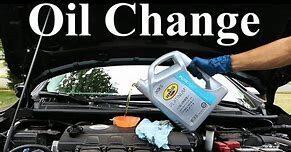 OIL CHANGE & SERVICE
