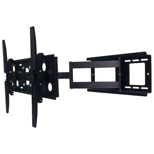 $249.99 Single Tilting Arm Articulating TV Wall Mount