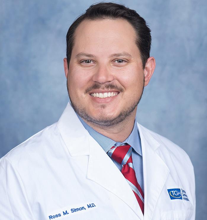 Dr. Ross Simon