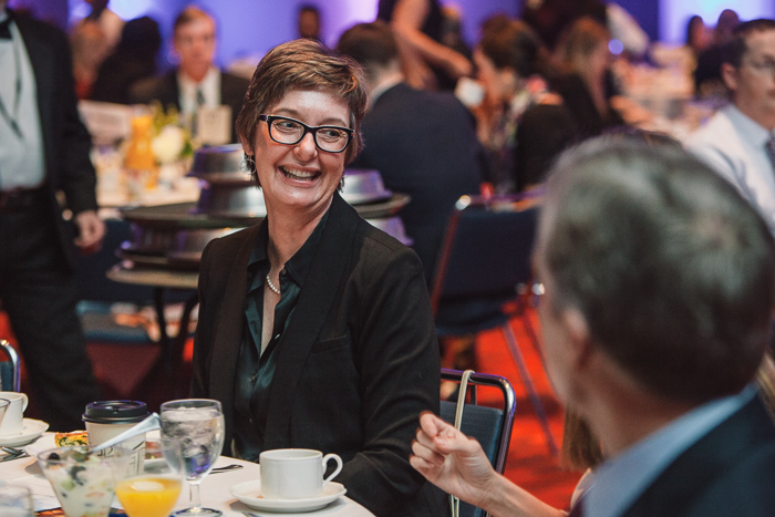 Heidi Walters CRVA Partners in Tourism Awards