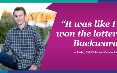 Childhood Cancer Survivor – Kade's Story