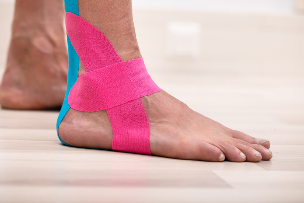 Three physical therapy-based ankle injury treatment benefits
