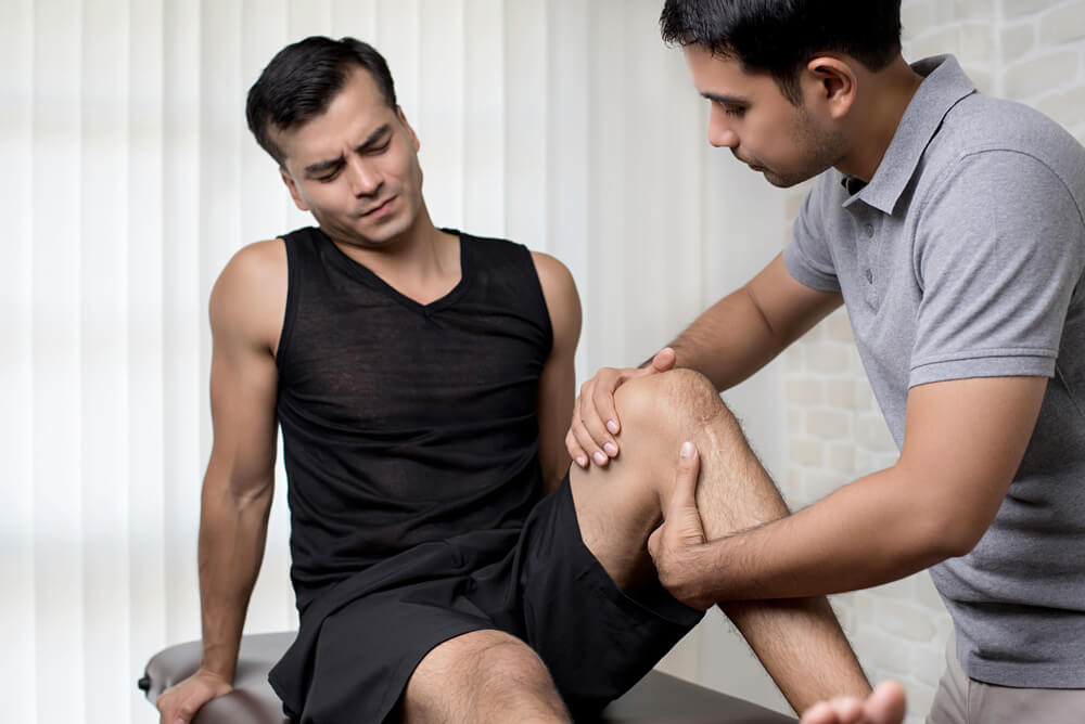 Two benefits of physical therapy after an ACL repair