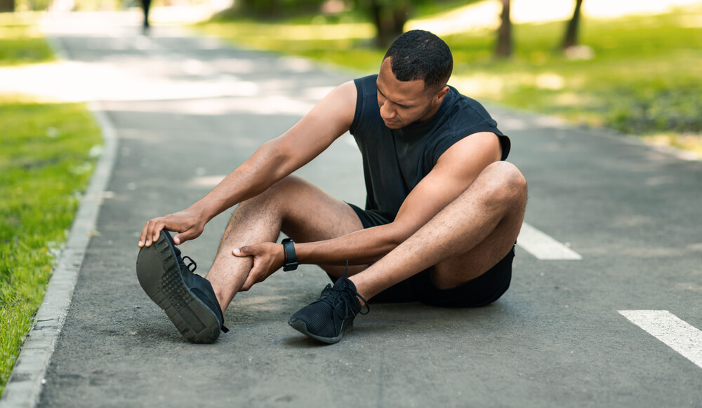 Is my ankle sprained? Seven signs that you have a sprained ankle