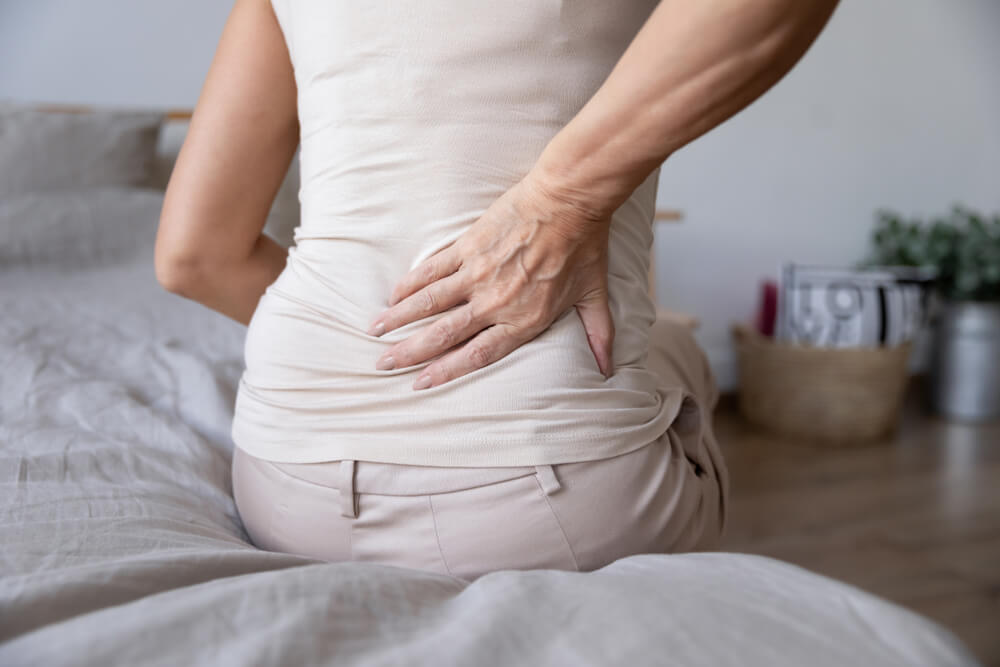 Why do I have both lower back and pelvic pain?