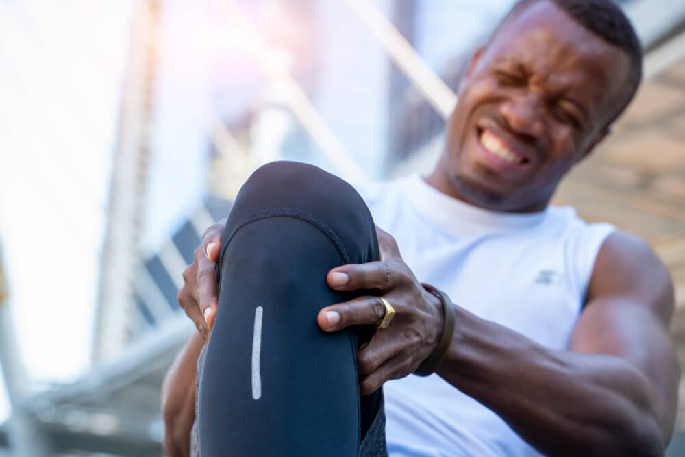 Three common sports injuries to the knee