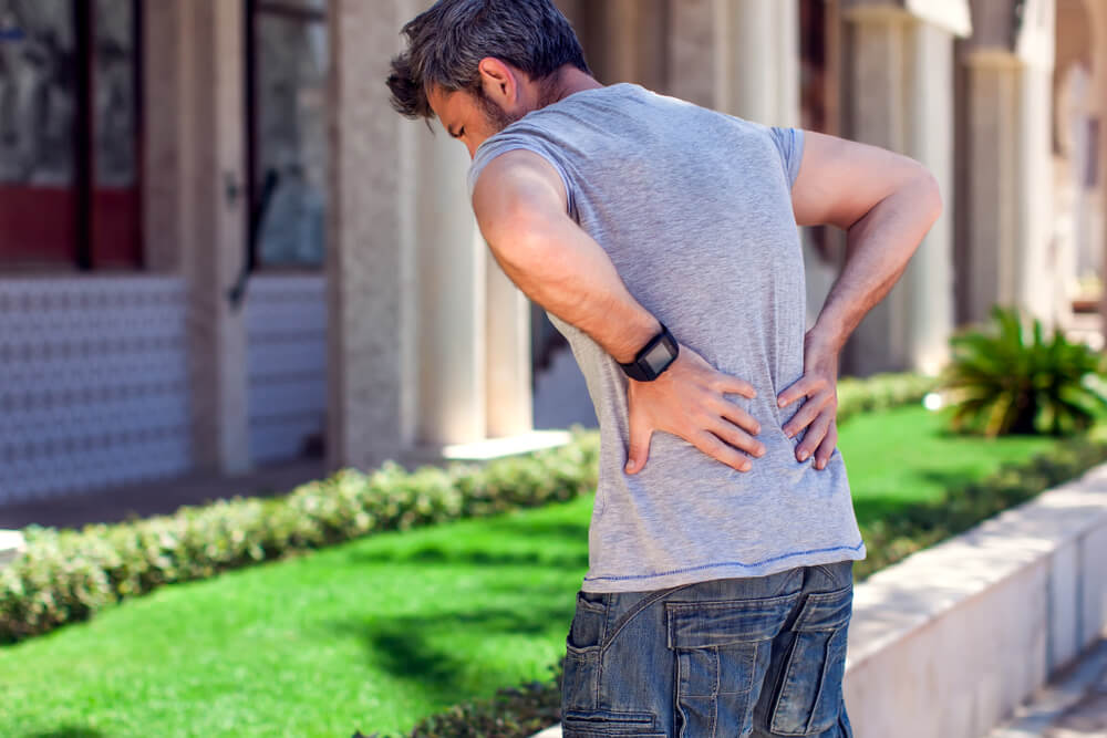 Why do I have lower back pain?