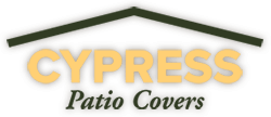 Cypress Patio Covers