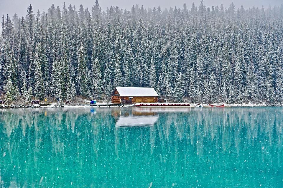 Northern cabin
