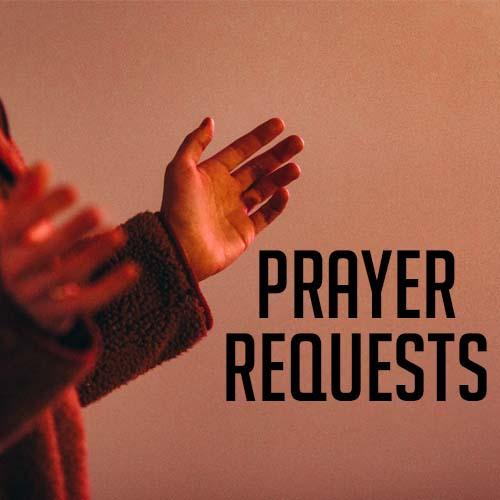 prayer-reqests