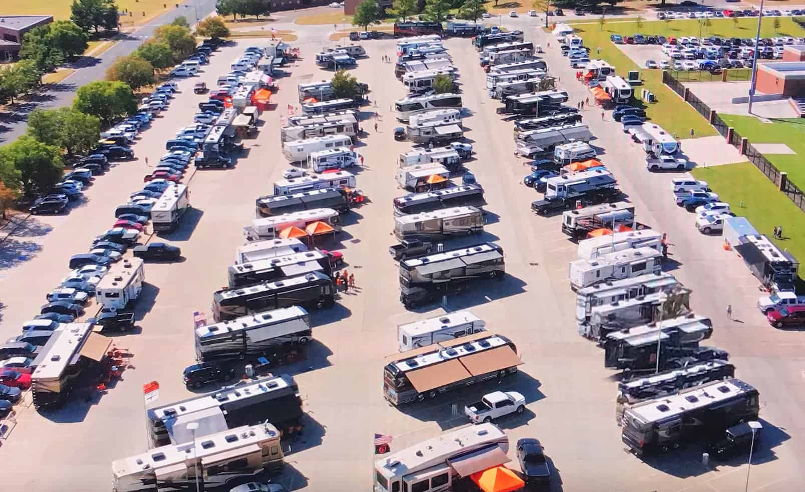 OSU RV Lot 74 for State Ranges