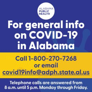 General information on COVID-19