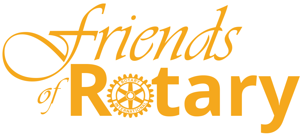 Friends of Rotary Logo