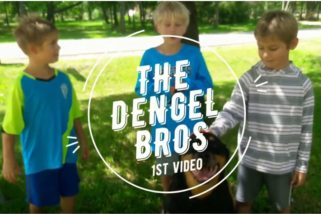 Three Boys Who Started a YouTube Channel
