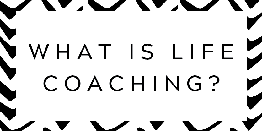 What is Life Coaching button on Caren Osten's site