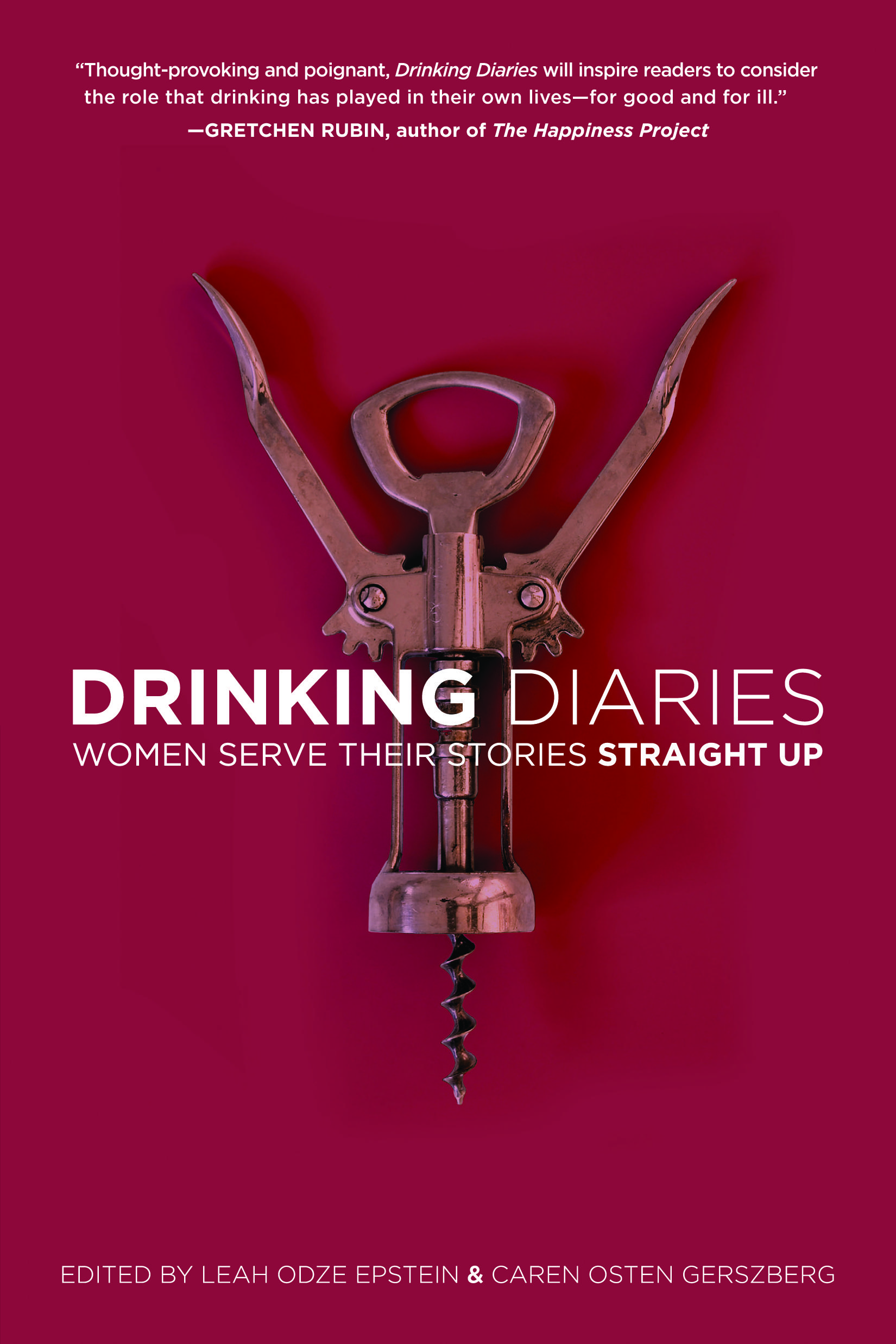 Book cover of Drinking Diaries by Caren Osten