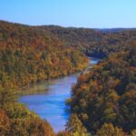 river and forest in kentucky