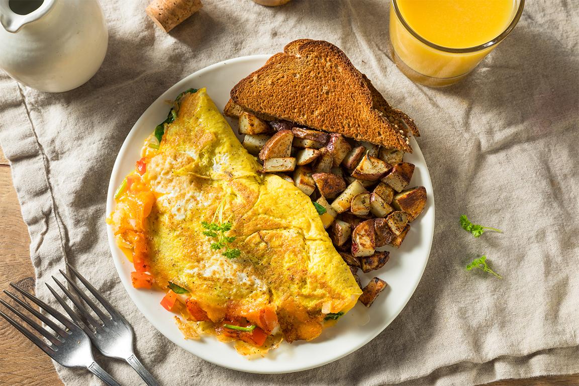 112th Street Diner's Breakfast Menu Specials Part 2