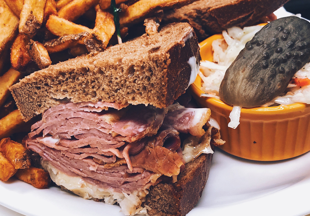 112th Street Diner's Top Specialty Sandwiches