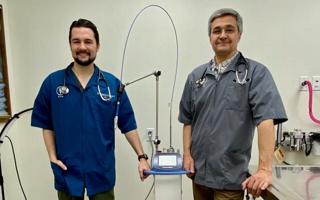 New VetScalpel CO2 Laser