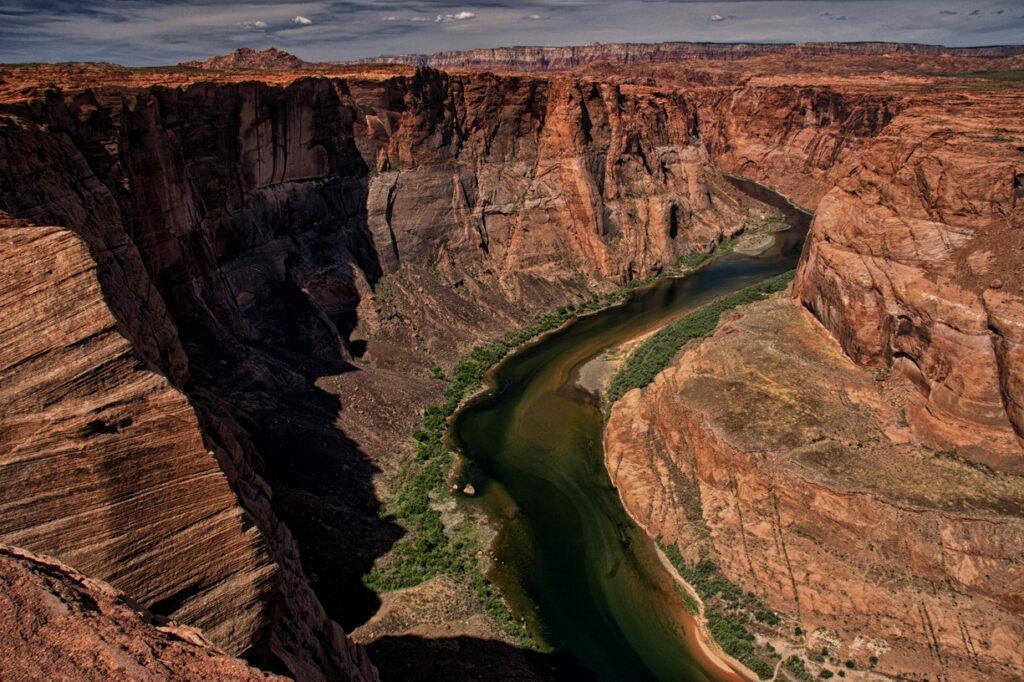 Colorado River near Horseshoe Bend, AZ   IMG_7464