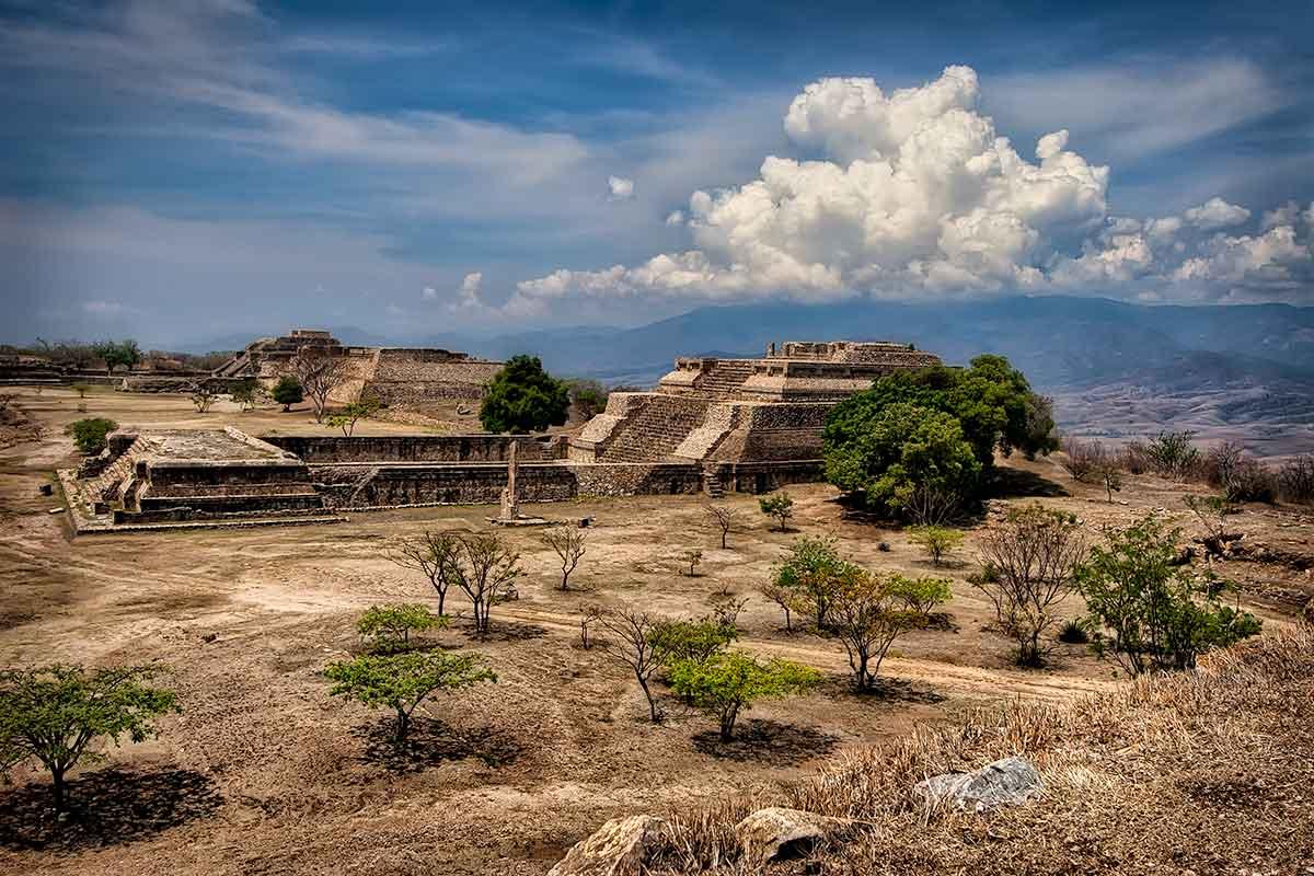 Monte Albon - Oaxaca, Mexico _MG_0813 1200