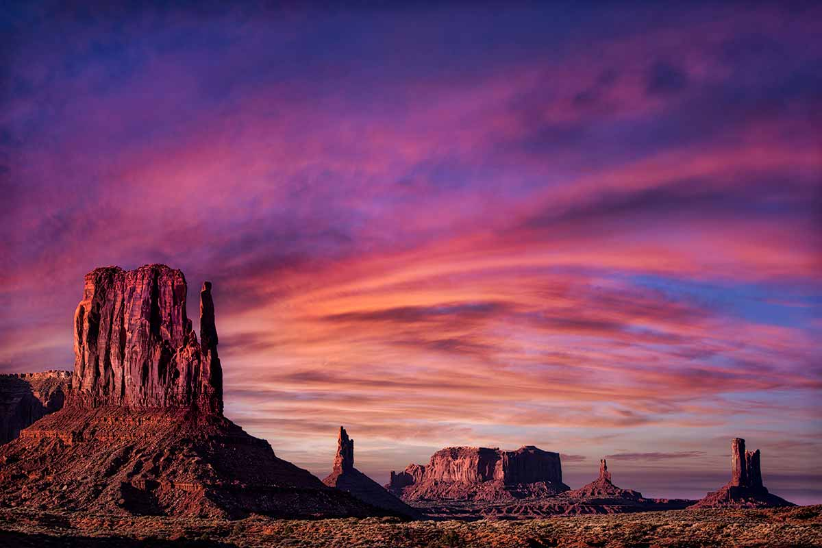 Monument Valley  _MG_1409-1200