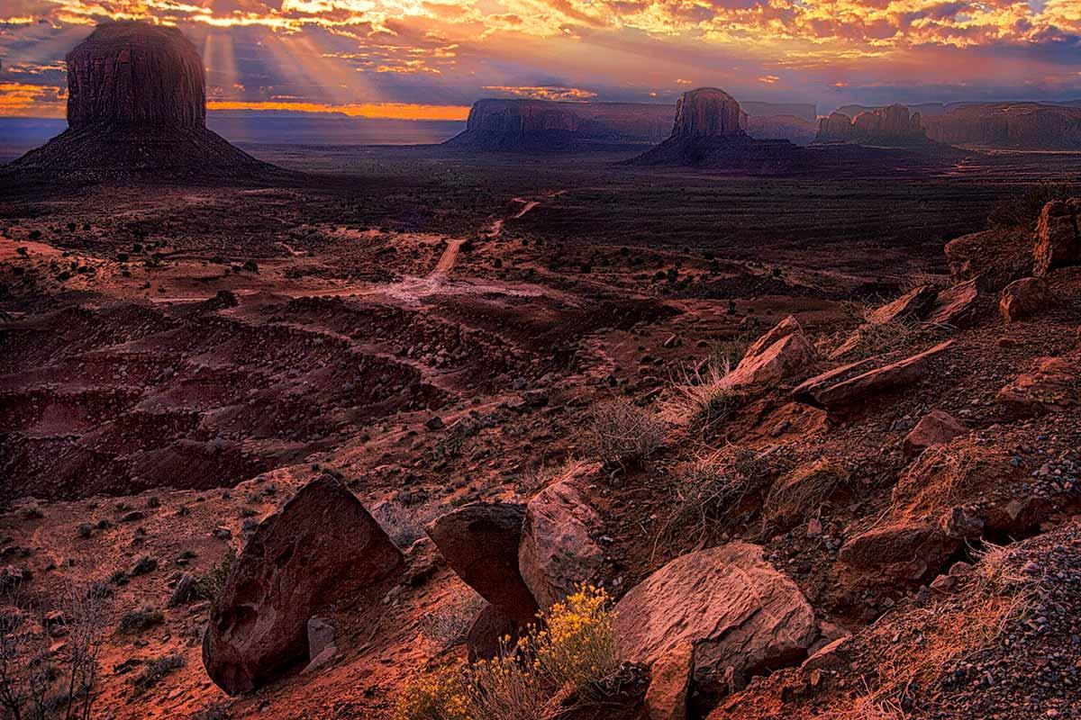 Monument Valley, AZ  _MG_3290-1200