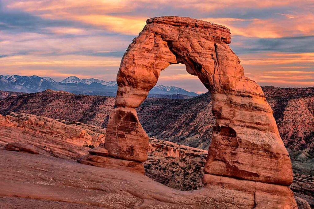 Delicate Arch, Arches NP    _MG_4026-1200