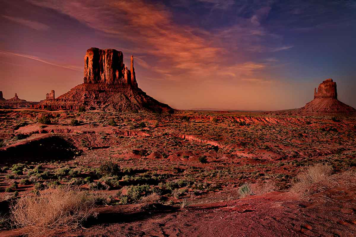 Monument Valley    _MG_4284-Edit02-1200