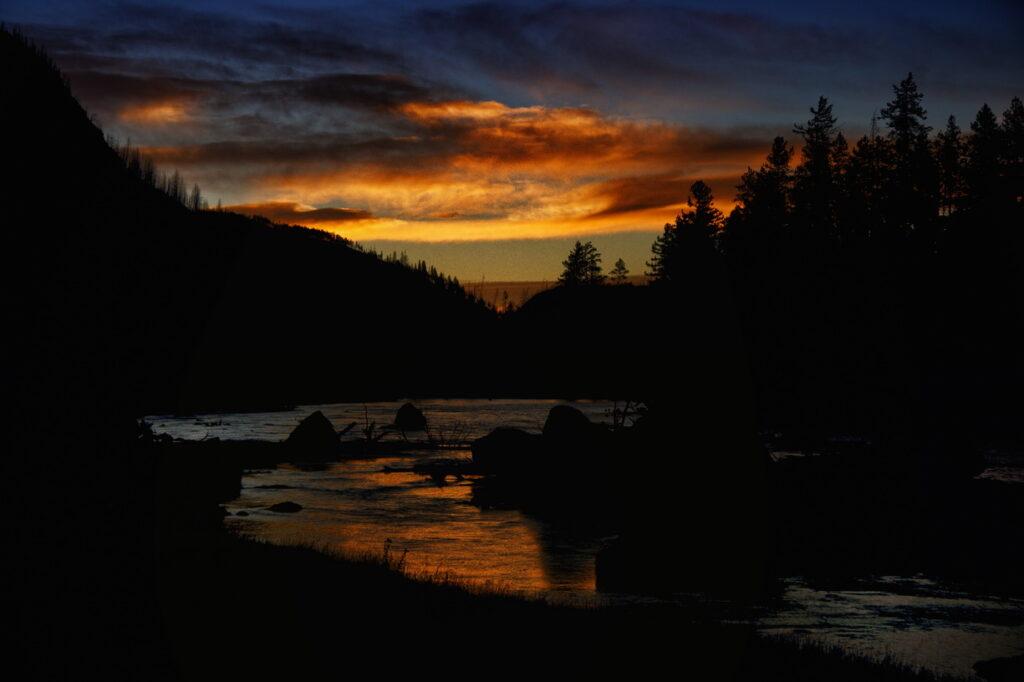Yellowstone Sunrise MG_8984