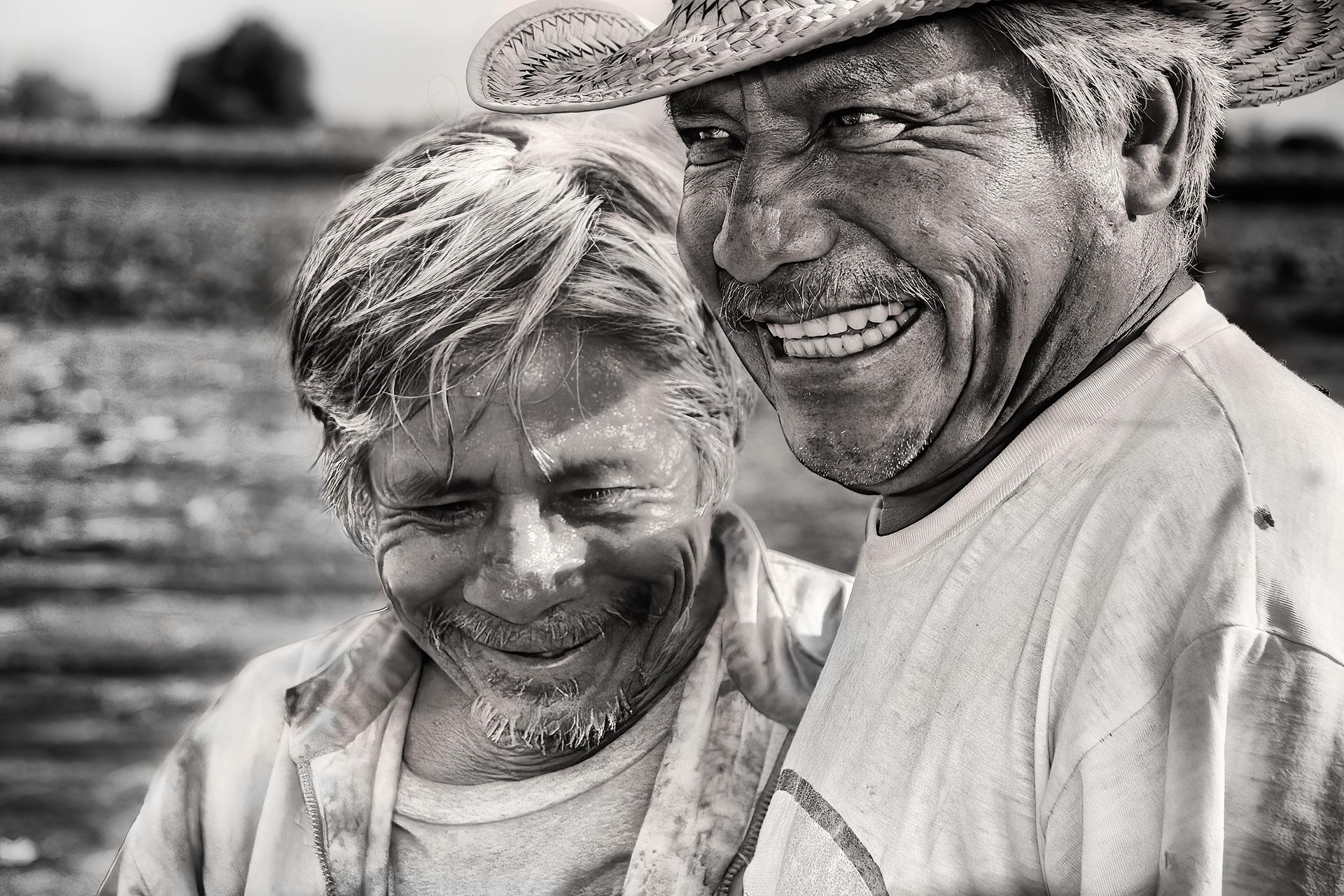 Oaxacan farmhands