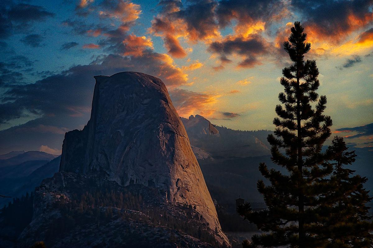 Half Dome - Yosemite NP  MG_7061-1200